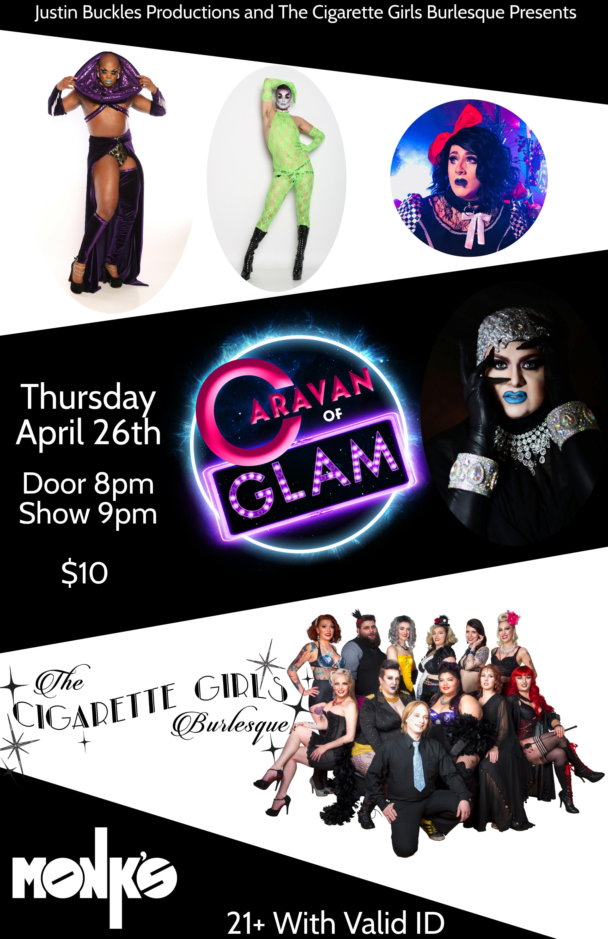 Caravan of Glam 4-26-18