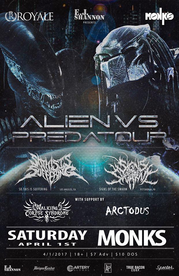 Alien vs Predatour