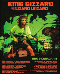 King Gizzard 6-7-18