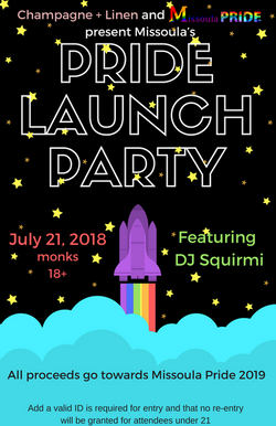 Pride Launch Party