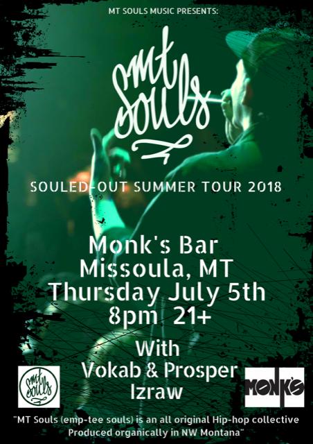 Mt Souls 7-5-18