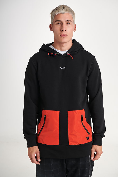 P/COC RED POCKETS HOODIE