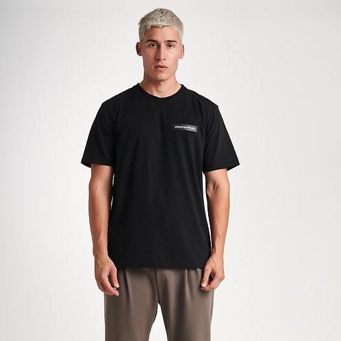 P/COC BLACK UNIQUE APPAREL T-SHIRT