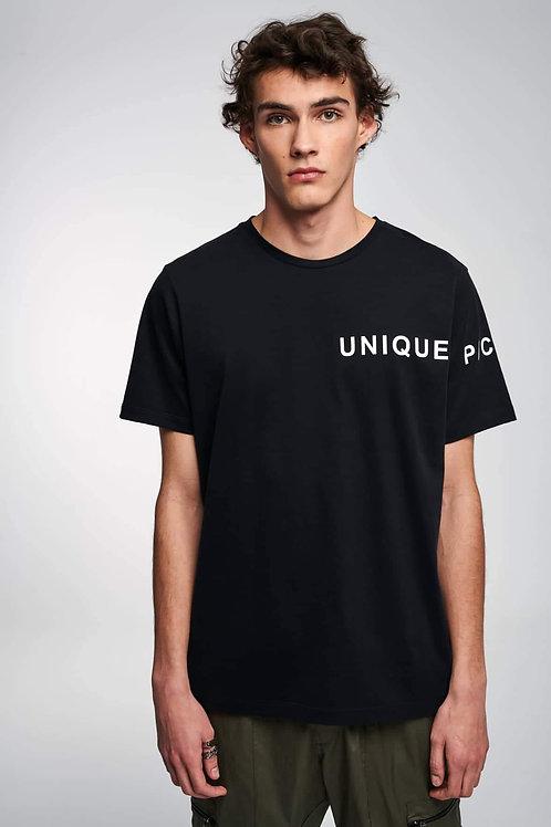 P/COC UNIQUE T-SHIRT IN BLACK
