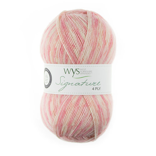 Signature 4 Ply Florist Collection von West Yorkshire Spinners