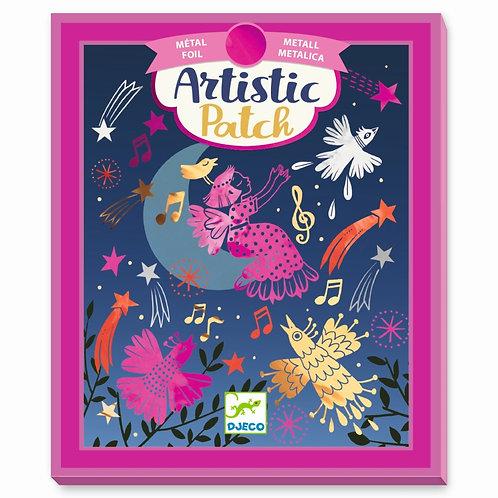 """Artistic Patch """"Liebliche Lieder"""" von Djeco"""