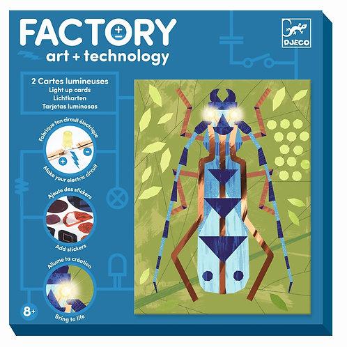 """Factory """"Insektarium"""" von Djeco"""