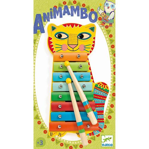 Animambo Xylophon von Djeco