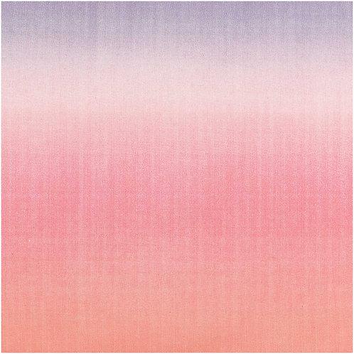 Baumwolle Crafted Nature Farbverlauf von Rico Design 140cm