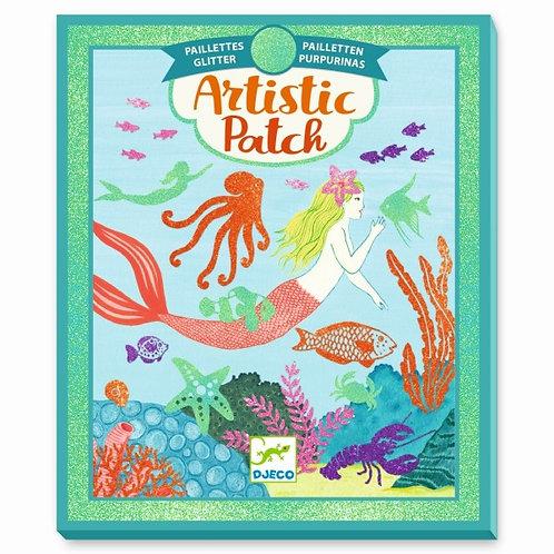 "Artistic Patch ""Meerjungfrauen"" von Djeco"