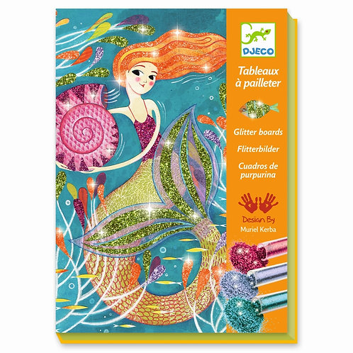 Glitzersand Meerjungfrauen