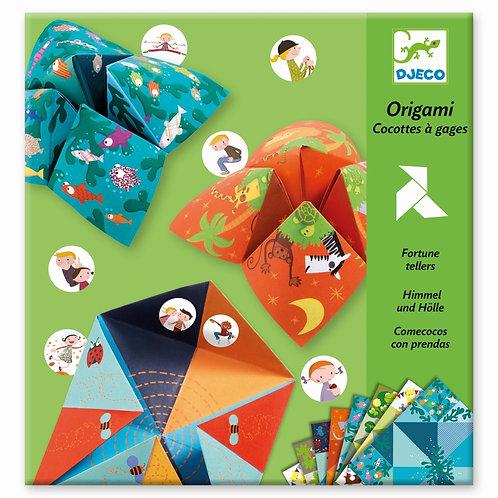 Origami Himmel und Hölle von Djeco
