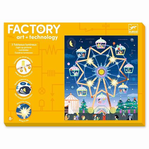 """Factory """"Da Oben"""" von Djeco"""