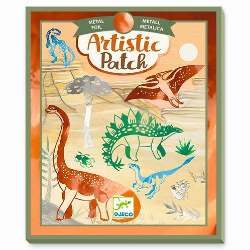 """Artistic Patch """"Dinosaurier"""" von Djeco"""