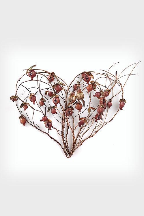 Heart Pomegranate Tree