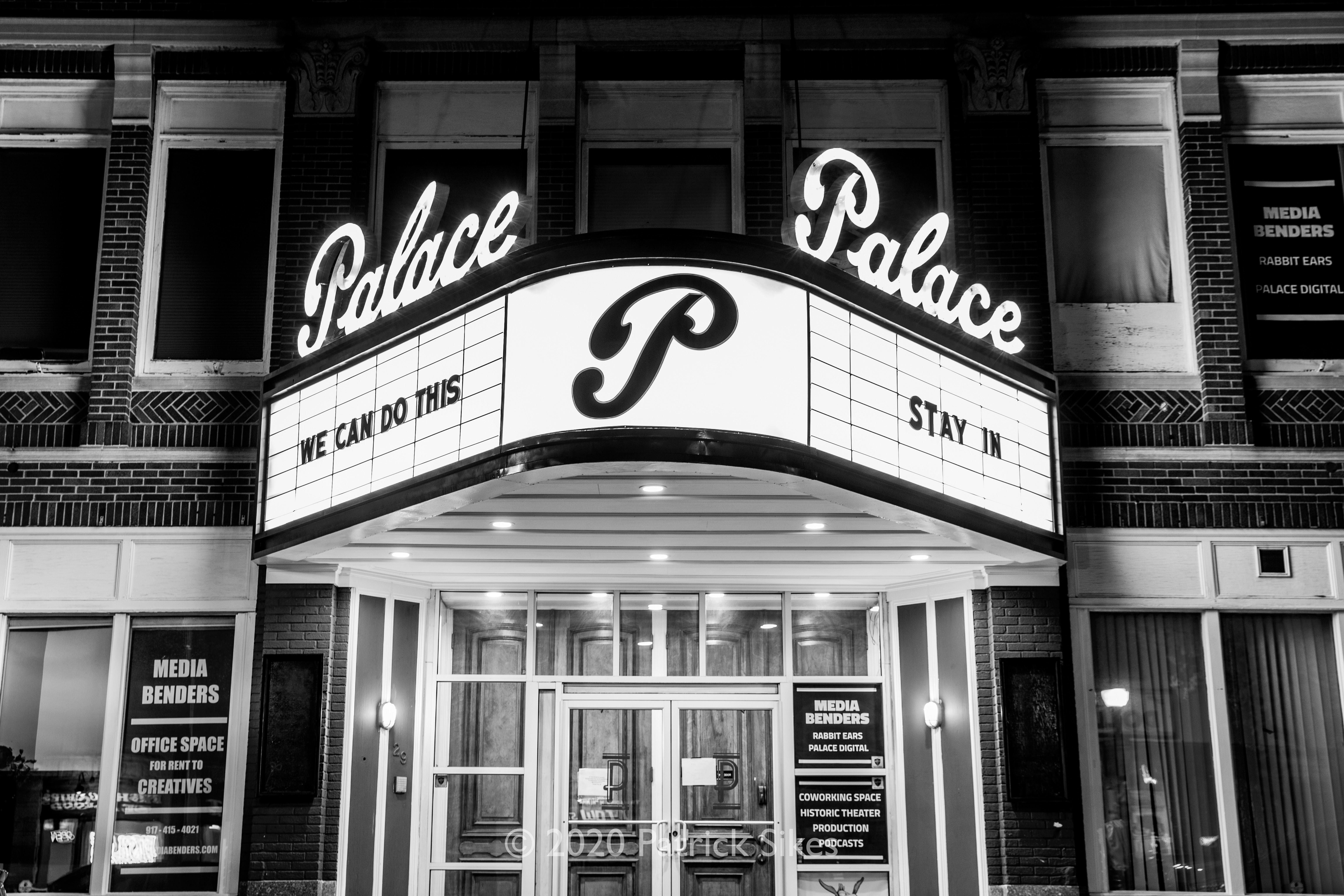 Palace Marquee