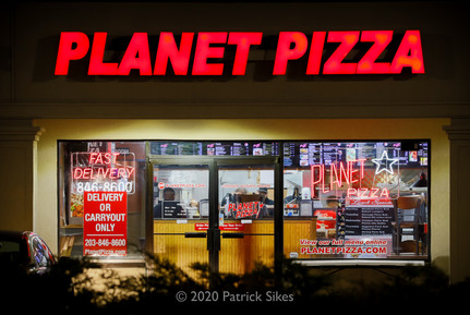 Planet Pizza Norwalk