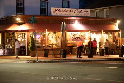 Partner's Cafe