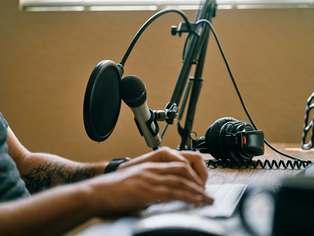 Digital Podcasts Starting The Conversation