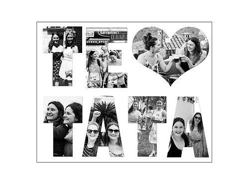 TE ❤ TATA/O (archivo digital)