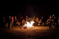 bonfire session