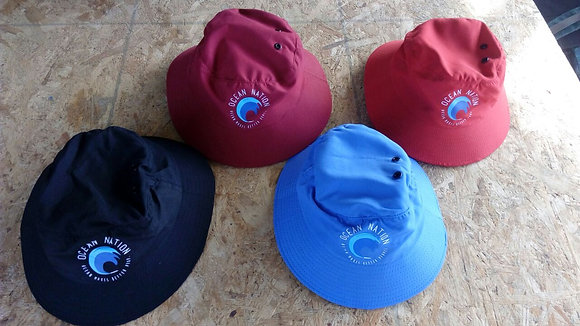 כובע הגנה משמש