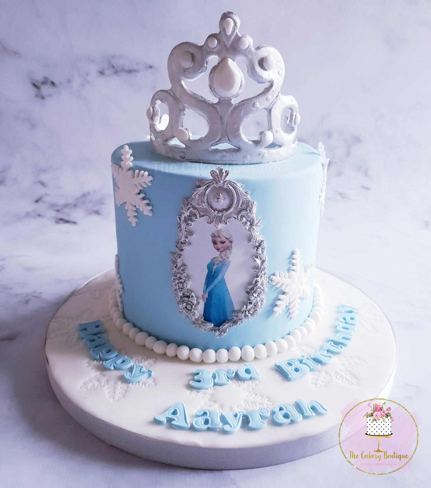 Pleasing Elsa Birthday Cake Funny Birthday Cards Online Overcheapnameinfo
