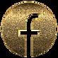 —Pngtree—facebook logo png in golden_506