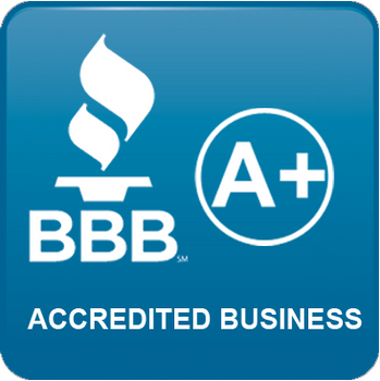 BBB A+ RATED BUSINESS