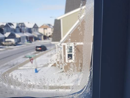 Heavy Condensation on Windows?  Here is the Answer