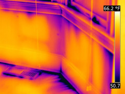 INFRARED WATER PENETRATION