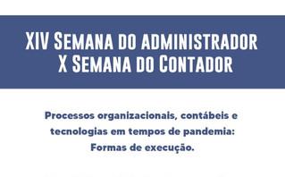 XIV Semana do Administrador e X Semana do Contador