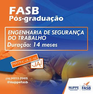ENGENHARIA DE SEGURANÇA DO TRABALHO Fina