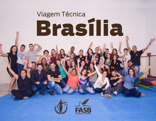 FASB REALIZARÁ VISITA TÉCNICA A BRASÍLIA/DF