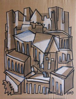 Cityscape 11
