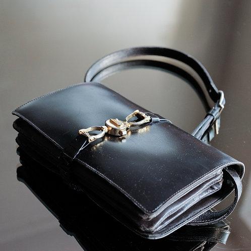 Céline  Vintage Leather Bag