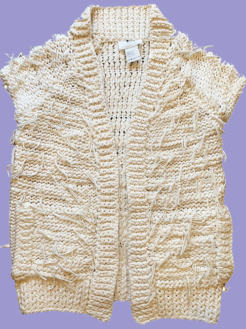 Margiela Sleeveless Cardigan