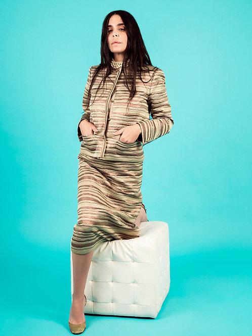 Chanel Skirt & Jacket Set