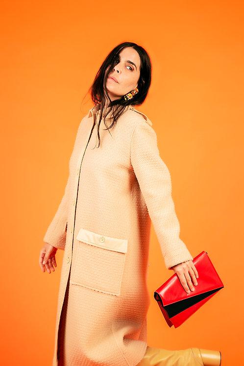 Courrèges Wool Coat