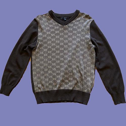 Gucci Monogram Pullover