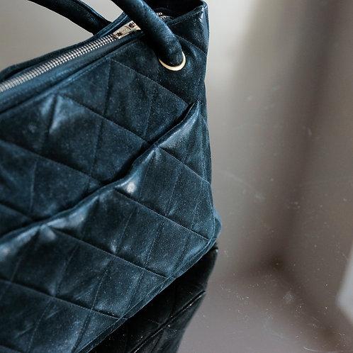 Chanel Velvet Calfskin Bag