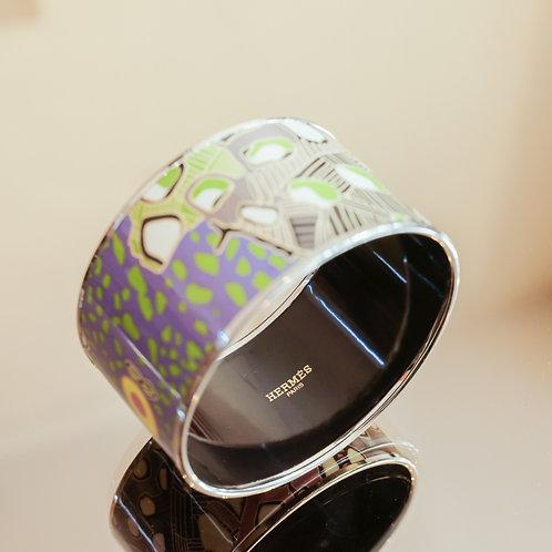 Hermès Bracelet (Enamel/Silver)