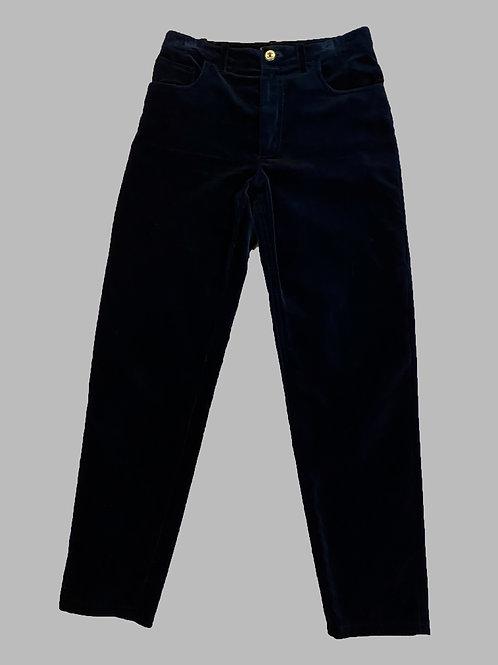 Chanel velvet Pants