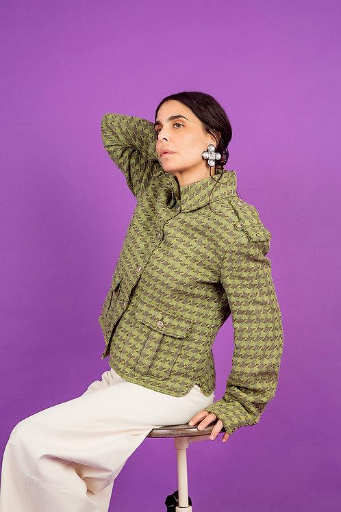 Chanel Military Jacket