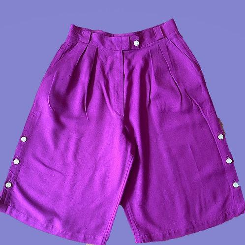 Hermès Purple Panty skirt