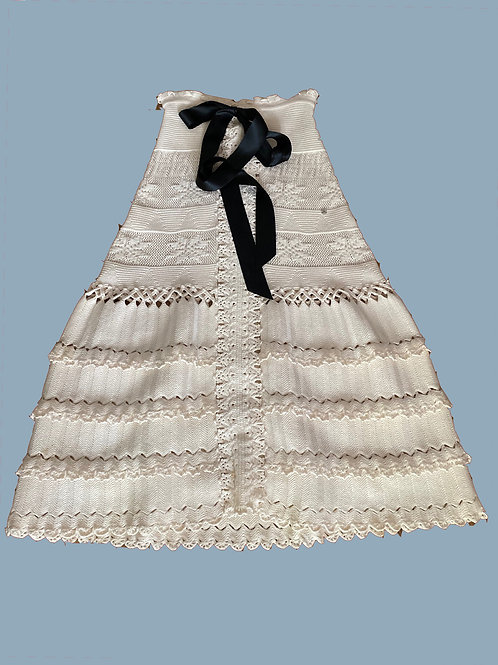Chanel knitted skirt