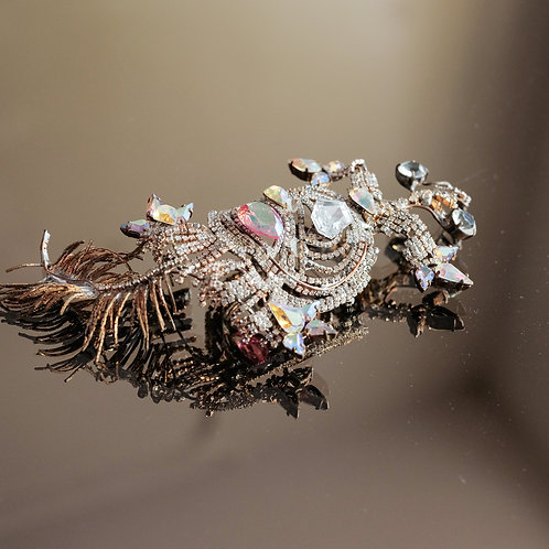 Christian Lacroix Catwalk brooch