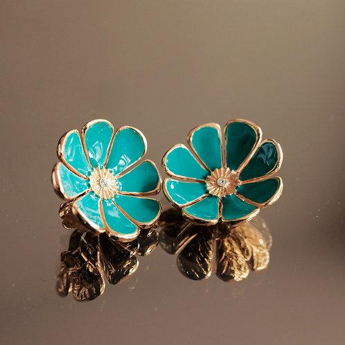 Yves Saint Laurent earrings clip