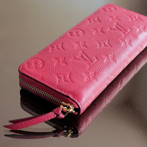 Louis Vuitton Red Wallet