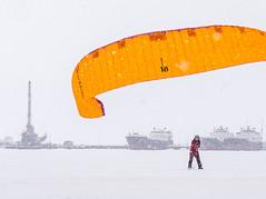 """""""Озерный снегопад"""" придет в Петрозаводск 25 декабря"""